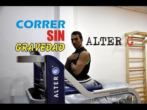 Alter G Anti Gravity Treadmill, La Cinta Antigravedad Que Te Permite Correr Aún Estando Lesionado