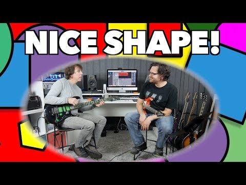It All Starts With A Shape feat Jesse Solomon