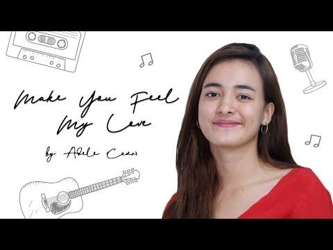 Mawar De Jongh - 'Make You Feel My Love' By Adele (COVER)