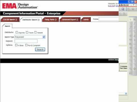 Automate your Component Management Process with OrCAD Capture CIS