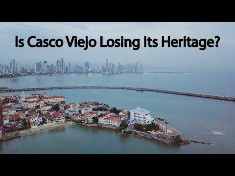 Is Casco Viejo Losing Heritage?