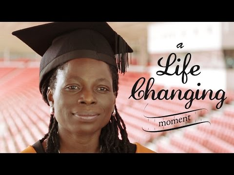 Life Changing Moments - Olas story