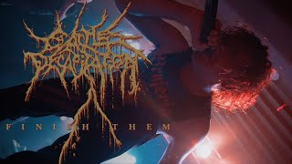 Cattle Decapitation - Finish Them (OFFICIAL VIDEO)