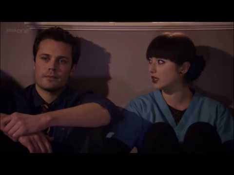 Frieda and Oliver Talk after Penny's Death