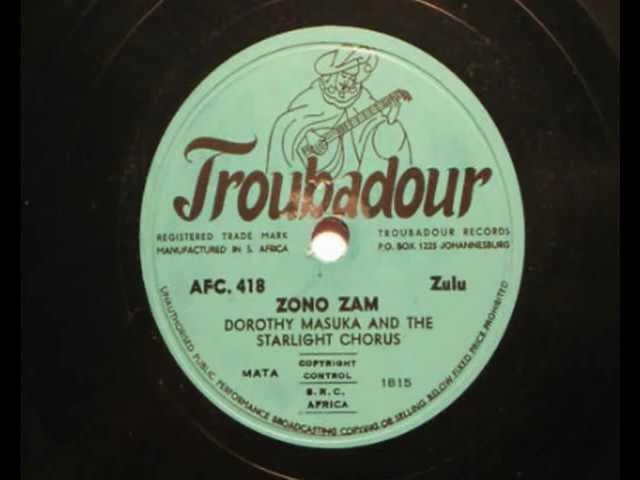 Dorothy Masuka - Zono Zam