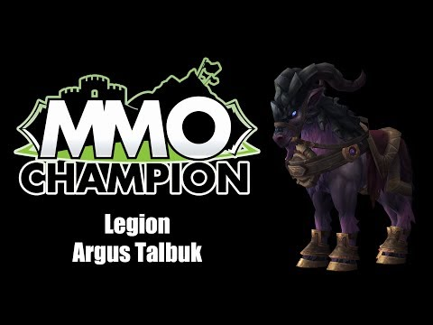 Patch 7.3 - Argus Talbuk