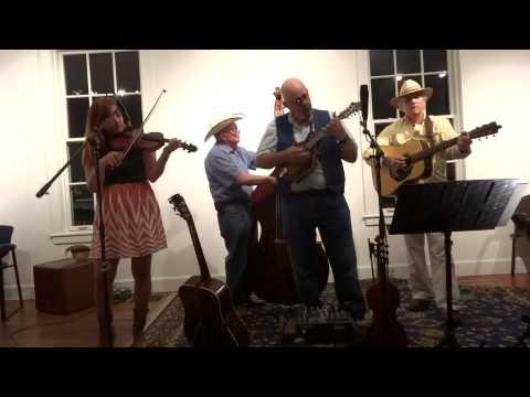Eight Mile River Band at the Marlborough Arts Center - 4