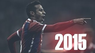 Thiago Alcantara 2015 ● Crazy Skills, Goals, Passes ● Back In The Game || HD