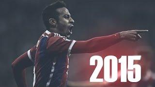 Thiago alcantara 2015 ● crazy skills, goals, passes ● back in the game || hd