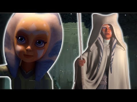 The Evolution of Ahsoka Tano