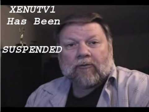 xenutv1 suspended!