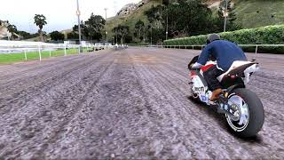 Add-On Motorcycle Autosport Racing System