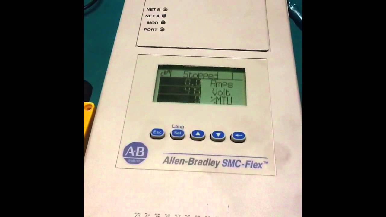 400610 allen bradley smc flex motor controller 150 f85nbrd 41391 454 02 d2ax [ 1280 x 720 Pixel ]