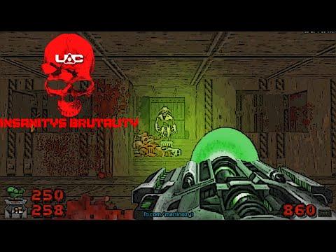 Insanity's Brutality 3.9.1 #6 - Doom 2016 mode #4 [720p 60fps]