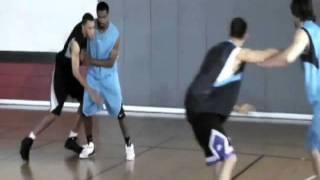 Уроки баскетбола - Тейшон Принц