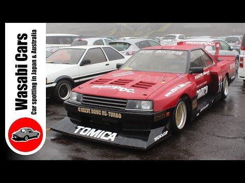 DR30 Nissan Skyline - Hasemi Motorsports, Super Silhouette Replica