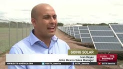 Mexico's largest solar energy project aims at sustainability