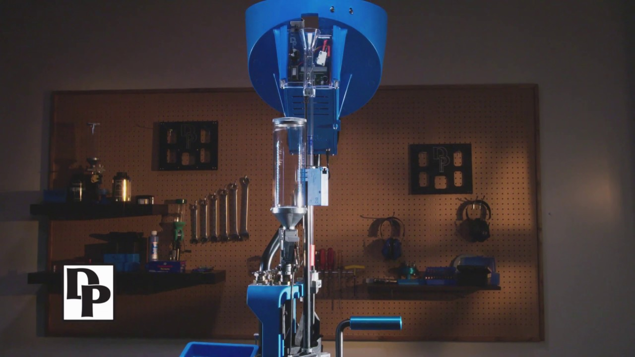 Dillon Precision's New Electric Variable Speed Casefeeder