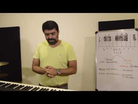 4. Pentatonic scales in Carnatic music - Janya ragas