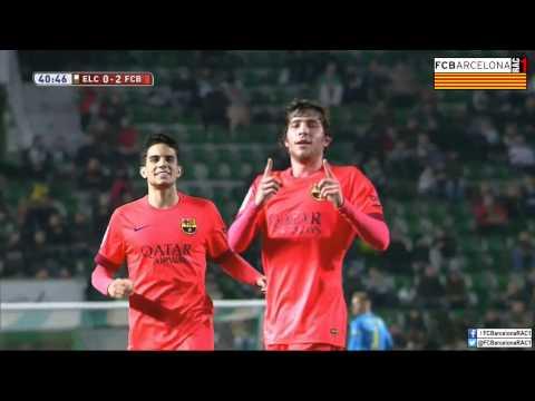 Elche 0-4 FC Barcelona