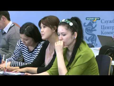 """""""News summary"""" (11.04.2016)-Kazakh TV-eng"""
