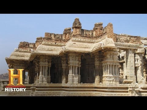 Ancient Aliens: The Vittala Temple's Puzzling Pillars (Season 12, Episode 8) | History