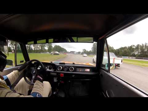BC Historic Motor Races -  May 25, 2013 - Touring car race video from 1969 BMW 2002ti