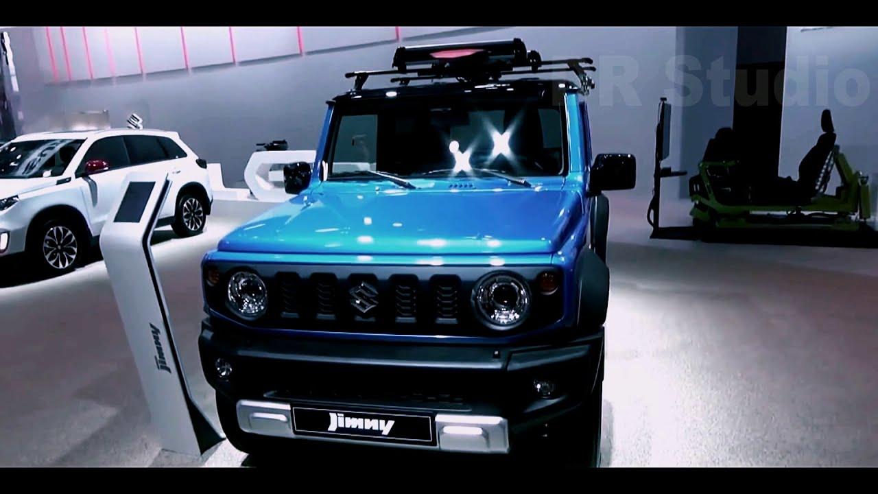 2020 Suzuki Jimny Model Ratings