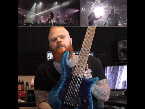 New Born of Osiris and solo Lee McKinney albums almost complete ..!