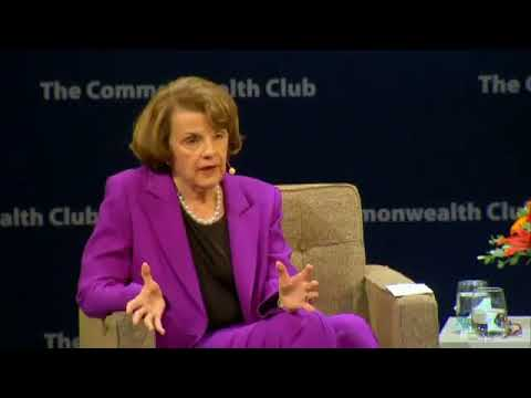 Dianne Feinstein Pisses Off San Francisco Liberals When She Said Trump Can Be a Good President