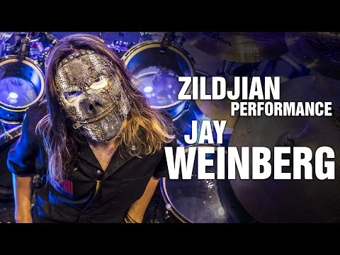 Performance Series - Jay Weinberg plays AOV