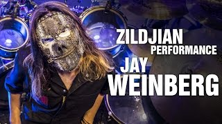 performance series   jay weinberg plays aov
