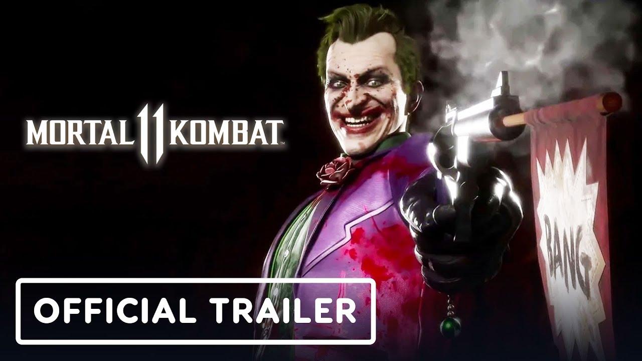 Game Online Terbaru - Mortal Kombat 11 - The Joker Official