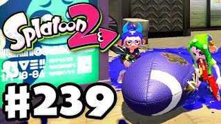 Being a Noob at Clam Blitz with Yashi! - Splatoon 2 - Gameplay Walkthrough Part 239