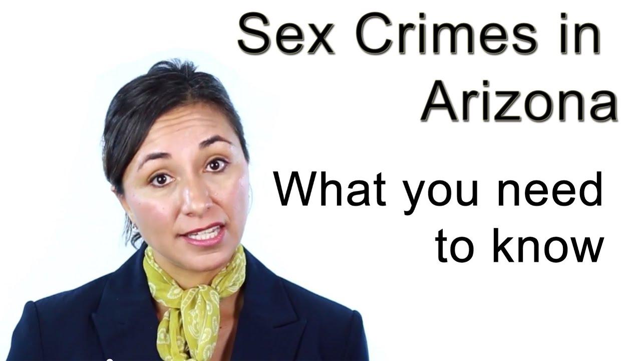 Az sex crimes
