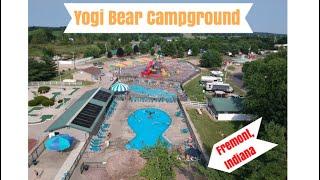 Yogi Bear Camping Vlog: Fremont, Indiana