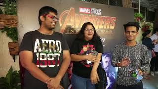 Avengers: Infinity War   Fan Preview   In Cinemas April 27, 2018
