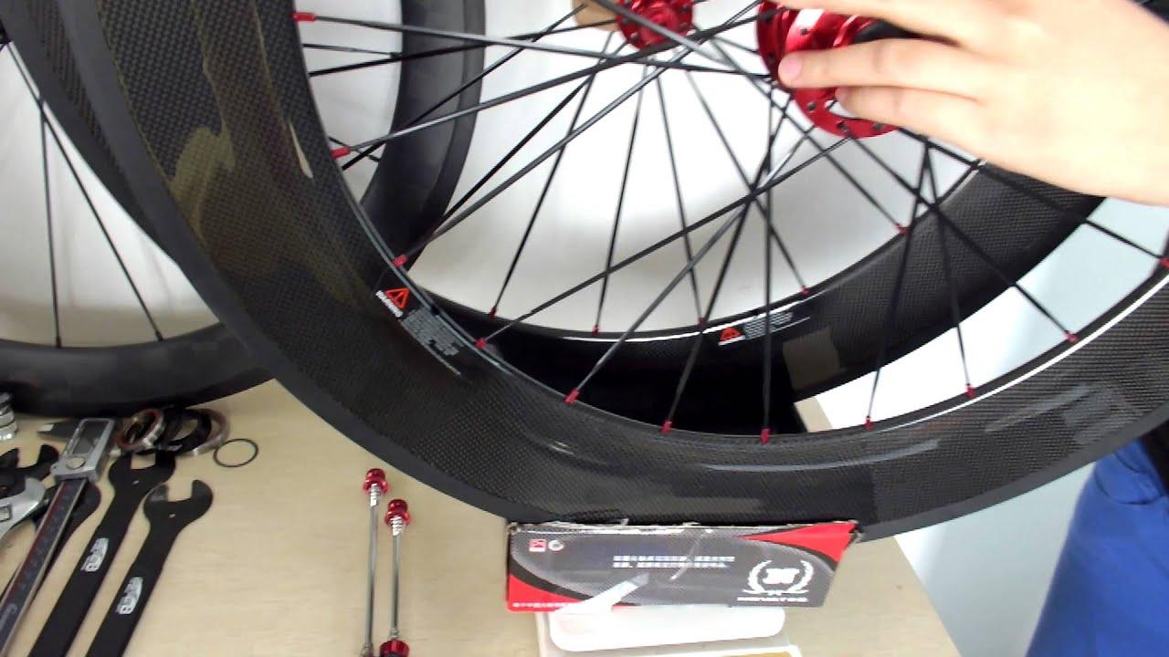 Clincher Carbon Wheels Best 88mm Clincher Aero Road Bike Wheels