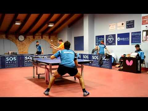 1ra Provincial Badalona vs C.T.T Collbató (Jornada 20)