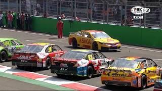 NASCAR PEAK México Series (+Challenge) 2017. Autódromo Hermanos Rodríguez. Full Race