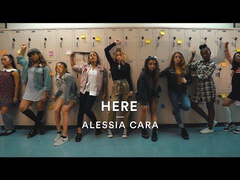 Alessia Cara - Here | Bobby Dacones...