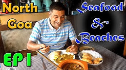 Title: Mind blowing Seafood & Chicken Cafreal | Sea beaches North Goa