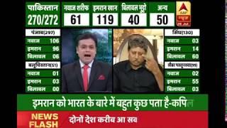 Pakistan Election RESULTS: Cricketer Kapil Dev congratulates Imran Khan