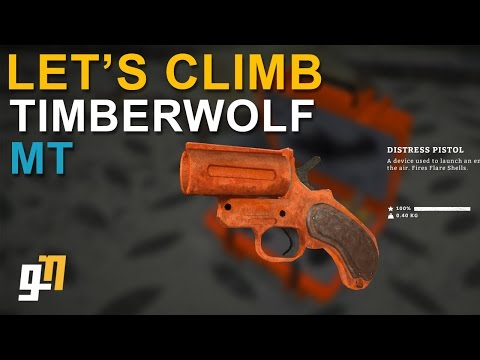 Let's Play The Long Dark Timberwolf Mountain Gameplay Walkthrough - Episode 1 [Contains Spoilers!]