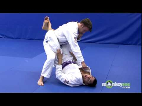 Beginning Brazilian Jiu Jitsu - Offensive Guard Position