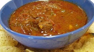 Betty's Peppery Chili Con Carne