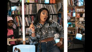 Megan Thee Stallion: NṖR Music Tiny Desk Concert