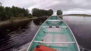 15 HP Canoe