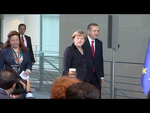Die Chronologie der Krise zwischen Deutschland und der Türkei
