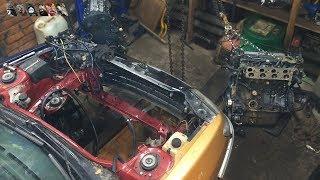 Peugeot 306 2.0 l 16v - Ремонт мотора. Разгон 0-100